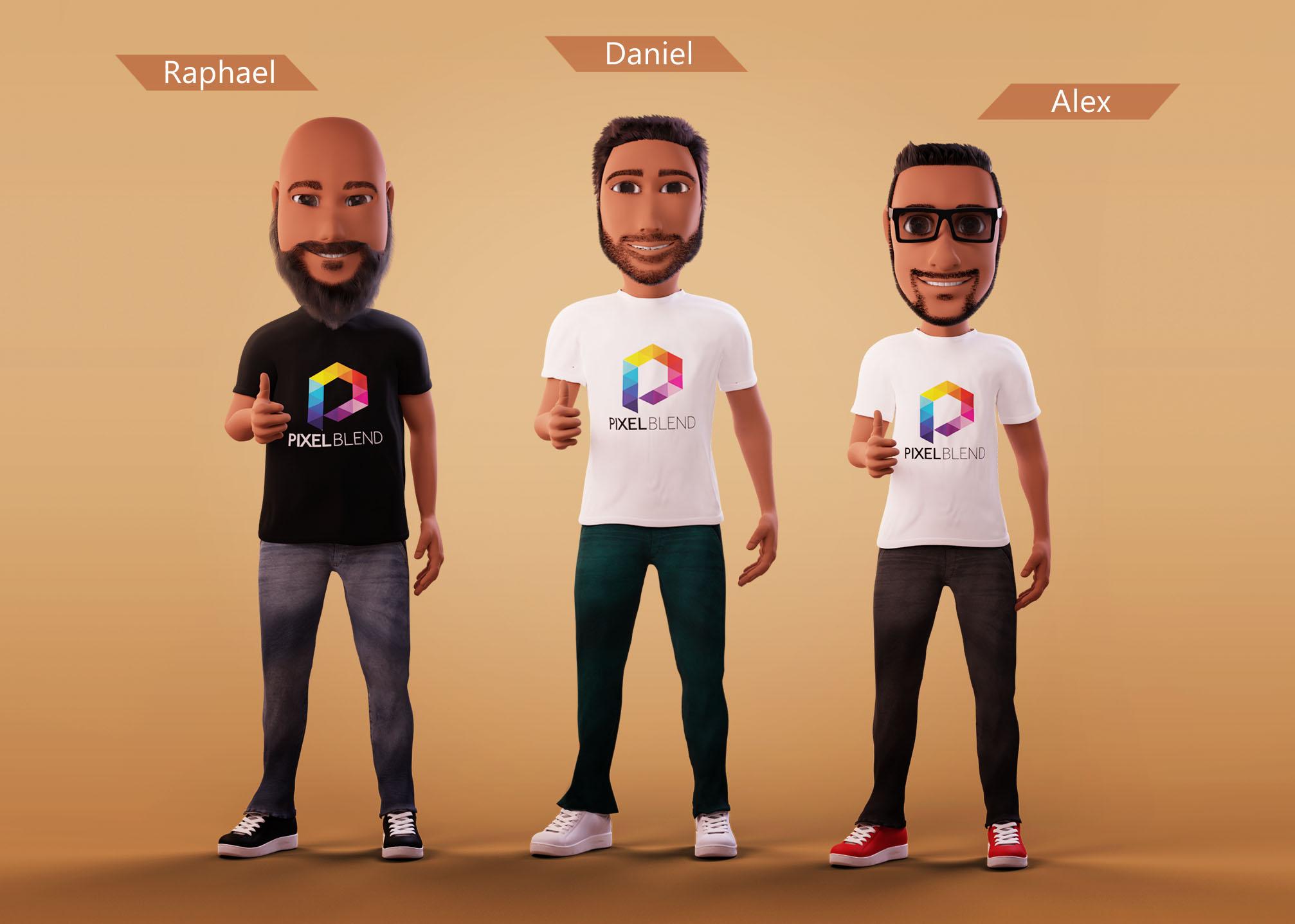equipe-de-desenvolvedores-de-maquete-eletronica-3d
